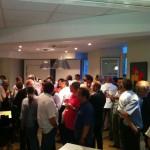 Septembre 2012 : Rencontre avec les militants toulousains à l'Université d'Eté du PS à La Rochelle