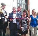 Juin 2012 - Inauguration de la première maison de la citoyenneté à la caserne Niel.