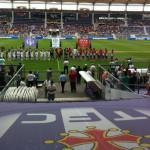 Août 2011 - début de saison pour le TFC contre Dijon