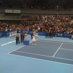 Décembre 2009 - Victoire de Julien Benneteau au masters tennis