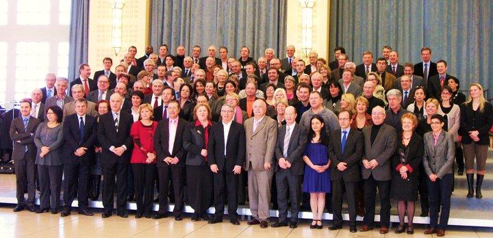 Février 2011 - Conseil du Grand Toulouse avec les nouvelles communes membres