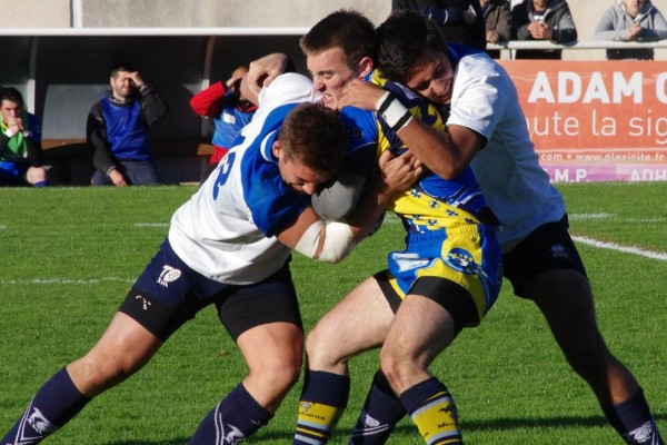 TO vs Lescure - Le 27 Octobre 2012 - Photos P. BAYLAC