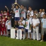 JUILLET 2010 - Les municipaux de Toulouse gagnent le Mondialito