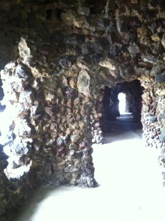 Janvier 2011 - Visite technique de la grotte de la piscine NAKACHE pour étudier une éventuelle réouverture au public