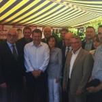 Juin 2012 - Pour soutenir Christophe Borgel