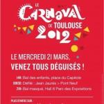 MArs 2011 - Plus de 20 ans après sa dernière grande édition, le Carnaval revient à Toulouse le 21 mars prochain
