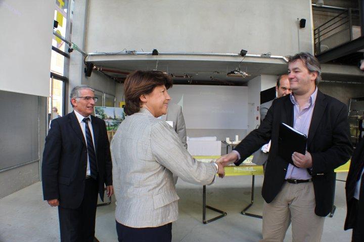 Mai 2011 - Visite de la Fabrique Urbaine