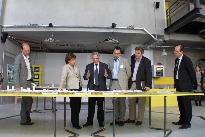 Mai 2011- Visite de la Fabrique Urbaine