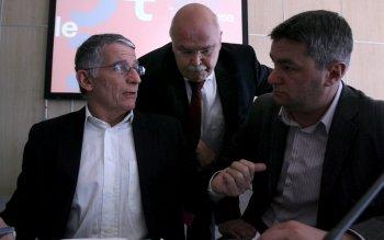 Mars 2011 - Conseil Communautaire avec Claude Raynal et Pierre Cohen