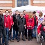 Mars 2012 - Campagne Présidentielle avec Pierre Cohen, Vincent Gibert et le MJS
