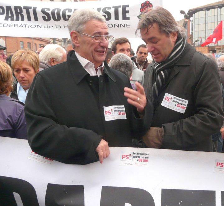 Octobre 2010 - Contre la réforme Sarkozy des retraites (3)