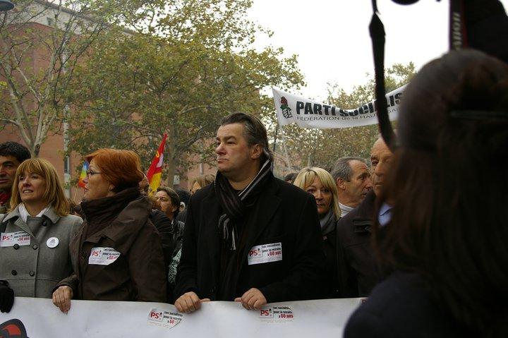 Octobre 2010 - Contre la réforme Sarkozy des retraites (4)