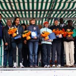 Octobre 2010 - Podium du Marathon du Grand Toulouse