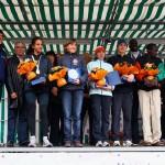 Octobre 2010 - Podium du Marathon du Grand Toulouse