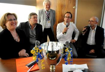 Octobre 2011 - Conférence de presse du Marathon