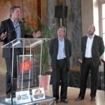 Septembre 2011 - Reception des Spacers au Capitole