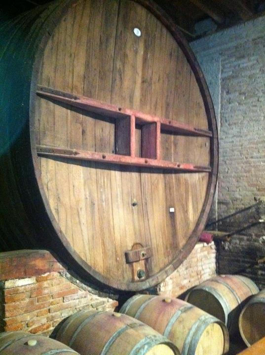 Septembre 2011 -  Visite caves Candie, le domaine viticole de la Ville de Toulouse