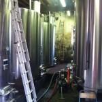Septembre 2011 -  Visite des caves Candie, le domaine viticole de la Ville de Toulouse