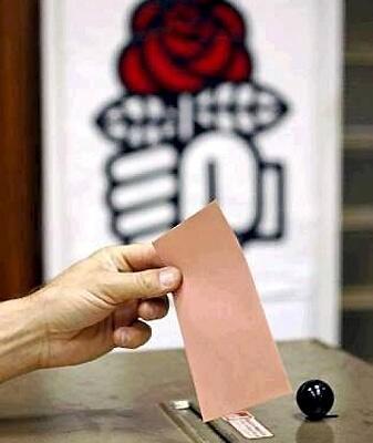 LES SECTIONS PS VOTENT POUR CHOISIR LEUR CANDIDAT